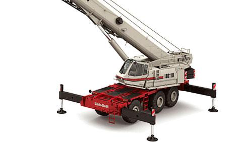Link-Belt RTC-80110 Series II » General Equipment & Supplies, Inc